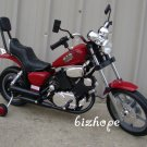 Harley Style, Kids Electric, Battery Powered Ride on Toys, Motorcycle - Red