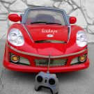 BENZ STYLE, KIDS ELECTRIC, BATTERY POWERED, RIDE ON TOYS CAR, REMOTE CONTROL, MP3 FUNCTION, RED