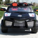 2 Seater, Lamborghini Style, Electric Cars for Kids, 12V, Mini Motos, Remote Control, MP3, Black