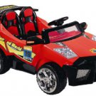 12V, Lamborghini Style, Electric Cars for Kids, 2 Seater, Mini Motos, Parental Remote, MP3, Red