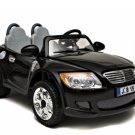 Mini Motos 12V GT500 2 Seater,  Kids Car,  Black