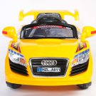 Kids Car, Audi R8 GT Racer, Battery Operated Ride on, Remote Control, MP3