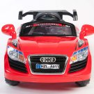Kids Car, Audi R8 GT Racer, Battery Operated Ride on, Remote Control, MP3, Red