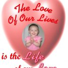 Love Of Our Lives Personalized