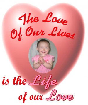 Love Of Our Lives 2X + Personalized