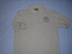 Gray Golf Shirt (XL)