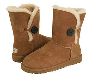 New Classic Stylish Boots ,  finesdear boots ,5803 Bailey Button Brown
