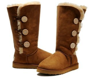 New Classic Stylish Boots ,  finesdear boots ,1873 Bailey Button