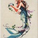 The Queen Mermaid - Cross Stitch Chart
