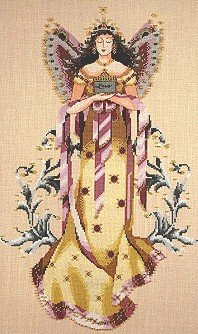 Fairie Treasures - Cross Stitch Chart