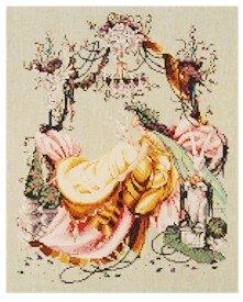 Fairy Idyll - Cross Stitch Chart