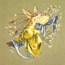 Lilly of the Woods The Dreaming Fairy - Cross Stitch Chart