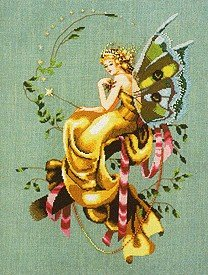 Woodland Fairie - Cross Stitch Chart