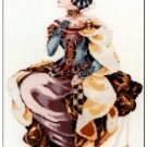 Autumn Queen - Cross Stitch Chart