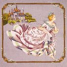 Cinderella - Cross Stitch Chart