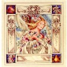 Elizabeth and The Lavender Sky - Cross Stitch Chart