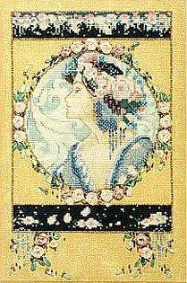 English Roses - Cross Stitch Chart