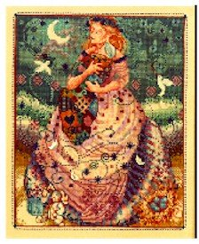 Mother's Arms - Cross Stitch Chart