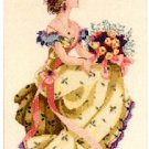 Spring Queen - Cross Stitch Chart