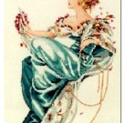 Summer Queen - Cross Stitch Chart
