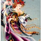 Christmas Flourishes - Cross Stitch Chart