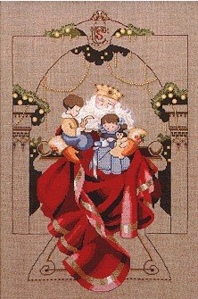 Christmas Wishes - Cross Stitch Chart