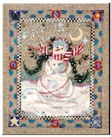 Snow Days - Cross Stitch Chart