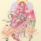 Angel of Romance - Cross Stitch Chart