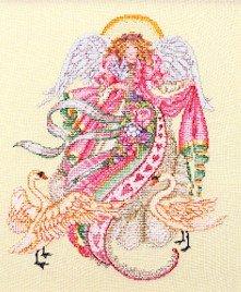 Angel of Romance - Cross Stitch Chart