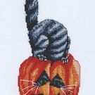 Cat O'Lantern - Cross Stitch Chart