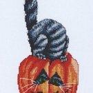 Cat O'Lantern - Cross Stitch Chart