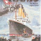 Titanic - Cross Stitch Chart
