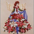 Poinsettia - Cross Stitch Chart