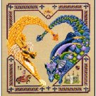 Dragon Heart - Cross Stitch Chart