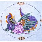 Dragon Lake - Cross Stitch Chart