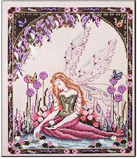 Lily Pond Dreams - Cross Stitch Chart