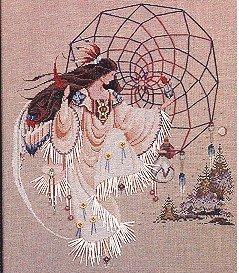 Earthdancer - Cross Stitch Chart