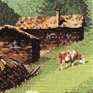 Alpine Meadow - Cross Stitch Chart