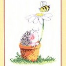Buzzing By - Cross Stitch Chart