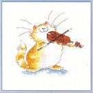 Catafiddle - Cross Stitch Chart
