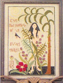 Eve - Cross Stitch Chart