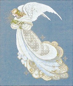 Angel of Dreams - Cross Stitch Chart