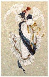 Angel of Hope - Cross Stitch Chart