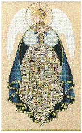 Angel of Love - Cross Stitch Chart