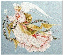Angel of Summer - Cross Stitch Chart