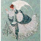 Ice Angel - Cross Stitch Chart