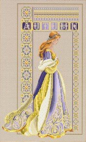 Celtic Autumn - Cross Stitch Chart