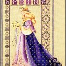 Celtic Spring - Cross Stitch Chart
