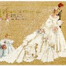 The Wedding - Cross Stitch Chart