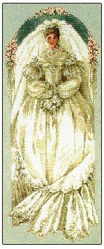 White Lace - Cross Stitch Chart